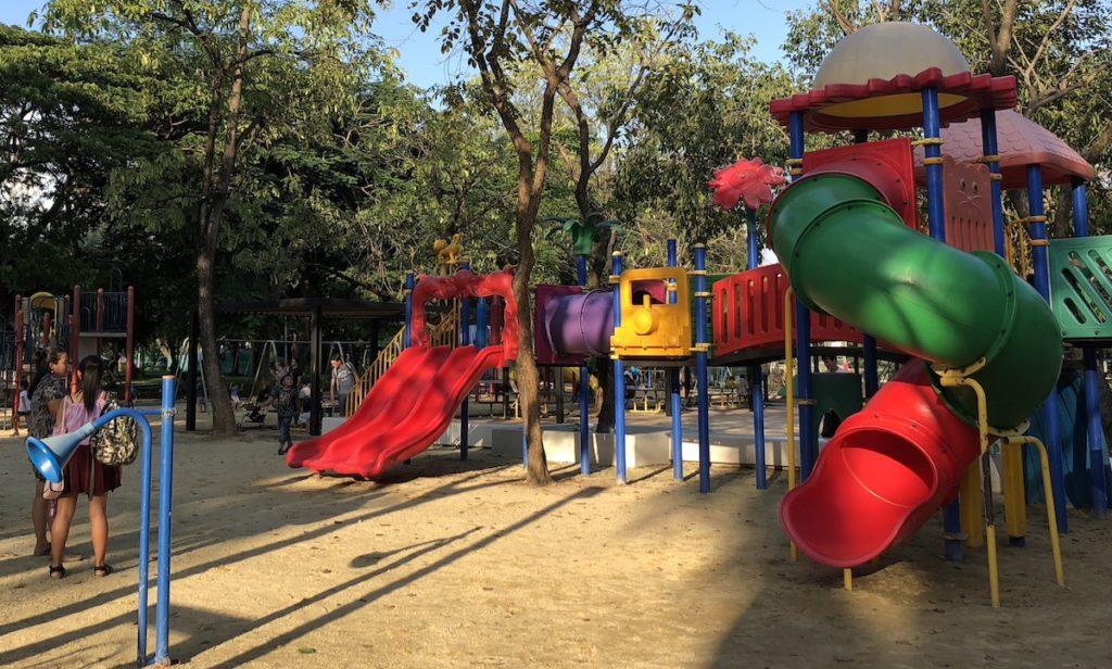 Lumpini Park Playground