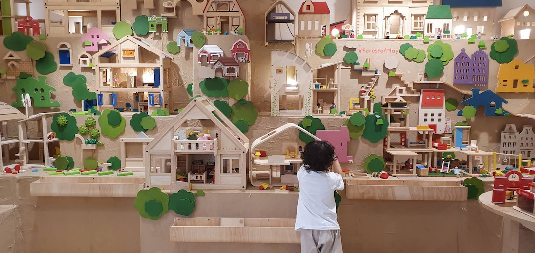 forest of play - play museum